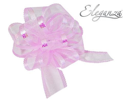 Organza Pull bow 50mm