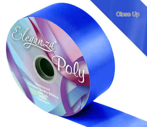 Plain Polyester Ribbon 50mm