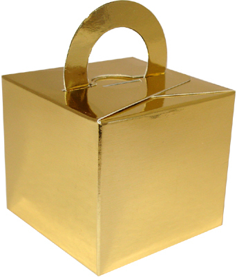 Gift Box/Balloon Weight 65mm x 65mm