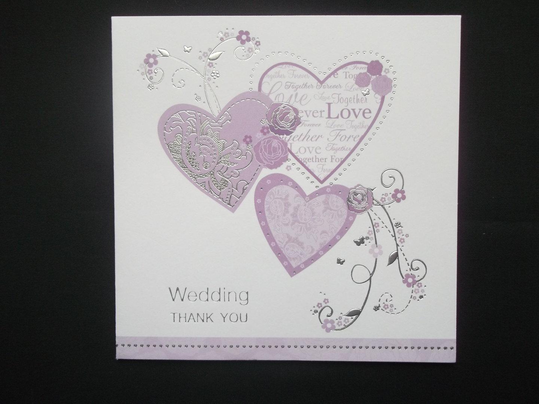 Wedding Thank You Gift: Wedding Gift Thank You Cards